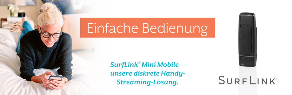 Neu: Surflink Mini Mobile